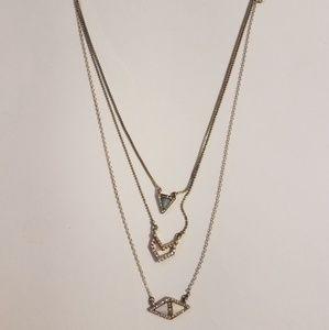 Portico Convertible pendant necklace